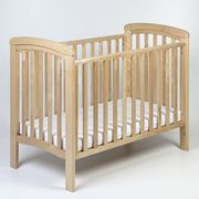 Troll Nursery Cuna Nicole 120x60 mordedor, color natural