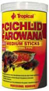 Tropical Cichlid & Arowana Sticks M 1000 ml 1 L