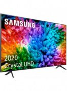"Tv 4k samsung ue70tu7105 70"" crystal display hdr 10+ hlg wifi 2.000 pqi uhd"