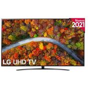 "Lg 50Up81006la - Smart Tv 50"" 4K Quad Core Uhd Webos 6.0"