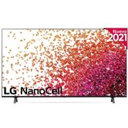TV LED - LG 65NANO756PA 65 pulgadas 4K IA NanoCell