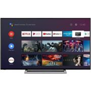 "TV TOSHIBA 65UA3A63DG 65"" UHD SMART ANDROIDTV WIFI USB HDMI GOOGLE ASSISTA CHOM"