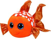 TY Peluche Clownfisch with Glitter eyes Sami 24cm
