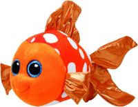 TY Peluche Clownfish with Glitter eyes Sami 42cm