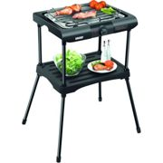 Unold 58550 Barbecue Black Rack One Size Black