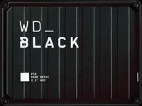 WESTERN DIGITAL - Disco duro 2 TB - WD_Black P10 Game Drive - Compatible con PC y Consolas