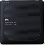 Western Digital My Passport Wireless Pro disco duro externo 2000 GB Wifi Negro