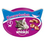 Whiskas Snacks Temptations Salmón