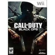 Wii Call of Duty: Black OPS