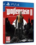 Wolfenstein 2 : The New Colossus PS4