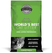 World's Best Cat Litter Clumping 6.35 KG