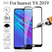 Y6 2019 Glass Screen Protector Tempered Glass For Huawei Y6 2019 MRD-LX1 MRD-LX1F Y 6 6Y Y6Pro 2019 Protective Glass safety Film