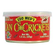ZOOMED can o´crickets mini grillos Zoomed